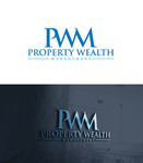 Property Wealth Management Logo - Entry #136