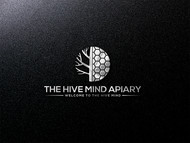 The Hive Mind Apiary Logo - Entry #106