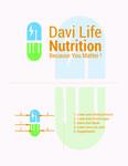 Davi Life Nutrition Logo - Entry #613
