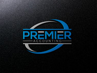 Premier Accounting Logo - Entry #425