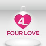 Four love Logo - Entry #41