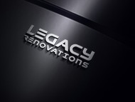 LEGACY RENOVATIONS Logo - Entry #206