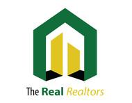 The Real Realtors Logo - Entry #76