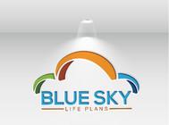 Blue Sky Life Plans Logo - Entry #425