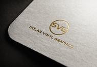 Solar Vinyl Graphics Logo - Entry #103