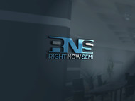 Right Now Semi Logo - Entry #24