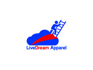 LiveDream Apparel Logo - Entry #307