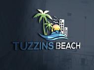 Tuzzins Beach Logo - Entry #81