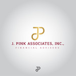 J. Pink Associates, Inc., Financial Advisors Logo - Entry #451