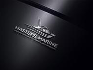 Masters Marine Logo - Entry #192
