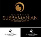 Karthik Subramanian Photography Logo - Entry #132