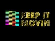Keep It Movin Logo - Entry #438