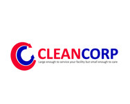 B2B Cleaning Janitorial services Logo - Entry #9