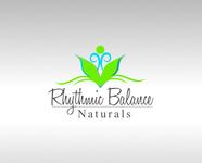 Rhythmic Balance Naturals Logo - Entry #82