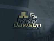 Dawson Transportation LLC. Logo - Entry #134