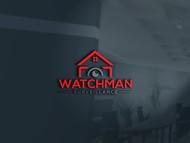 Watchman Surveillance Logo - Entry #183