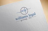 williams legal group, llc Logo - Entry #121
