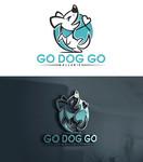 Go Dog Go galleries Logo - Entry #76