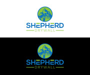 Shepherd Drywall Logo - Entry #55