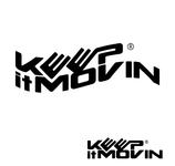 Keep It Movin Logo - Entry #141