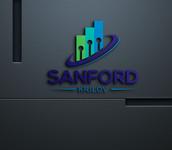 Sanford Krilov Financial       (Sanford is my 1st name & Krilov is my last name) Logo - Entry #143