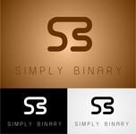 Simply Binary Logo - Entry #8
