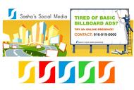 Sasha's Social Media Logo - Entry #55