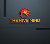 The Hive Mind Apiary Logo - Entry #50