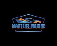 Masters Marine Logo - Entry #378