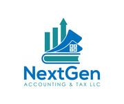 NextGen Accounting & Tax LLC Logo - Entry #580