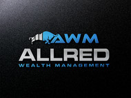 ALLRED WEALTH MANAGEMENT Logo - Entry #740