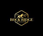 Rock Ridge Wealth Logo - Entry #38
