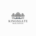 Kingsgate Real Estate Logo - Entry #106