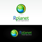 R Planet Logo design - Entry #51