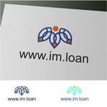 im.loan Logo - Entry #1148