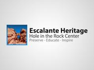 Escalante Heritage/ Hole in the Rock Center Logo - Entry #127