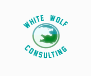 White Wolf Consulting (optional LLC) Logo - Entry #531
