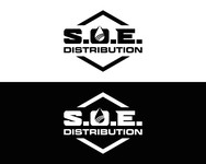 S.O.E. Distribution Logo - Entry #77
