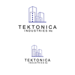 Tektonica Industries Inc Logo - Entry #268