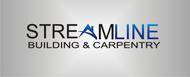 STREAMLINE building & carpentry Logo - Entry #133