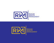 Reagan Wealth Management Logo - Entry #349