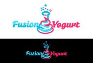 Self-Serve Frozen Yogurt Logo - Entry #38