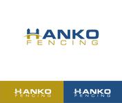 Hanko Fencing Logo - Entry #337