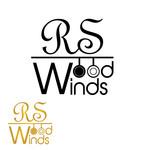 Woodwind repair business logo: R S Woodwinds, llc - Entry #86