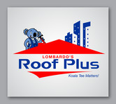 Roof Plus Logo - Entry #123