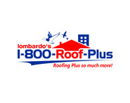 1-800-Roof-Plus Logo - Entry #163