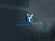 Greasepaint Youtheatre Logo - Entry #42