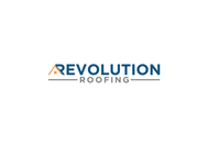 Revolution Roofing Logo - Entry #130