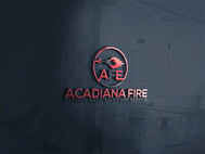 Acadiana Fire Extinguisher Sales and Service Logo - Entry #72