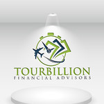 Tourbillion Financial Advisors Logo - Entry #174